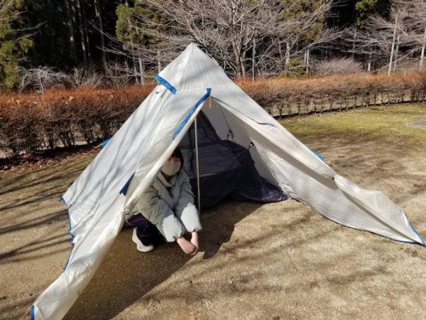 この春のソロキャンプ♪サムネイル
